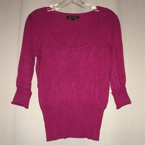 Express Sweaters - Express pink sweater