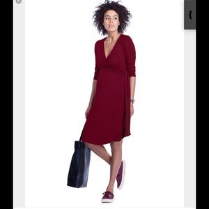 ASOS Maternity Dresses & Skirts - ASOS Maternity Jersey Wrap Dress