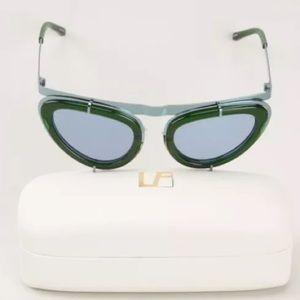Linda Farrow Accessories - Linda Farrow / Erdem Cateye Runway Sunglasses WOW!