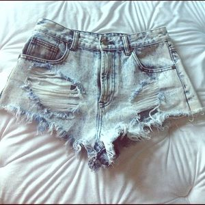 Forever 21 Pants - High Wasted Shorts