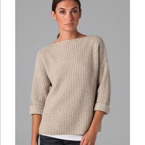 Vince Sweaters - Vince Chunky Wide Sweater