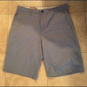 Volcom Other - $11 men's volcom shorts light blue nwot