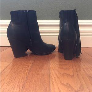 Aldo Shoes - Fringe Booties