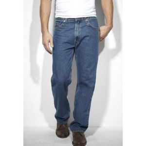 Levi's Other - 🆕 Men's Levi's 550 Relaxed Fit Light Wash Jeans