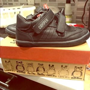 Camper Shoes - Camper boys leather sneakers size 32