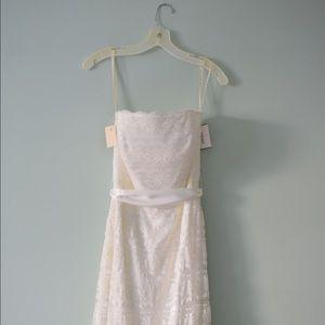 David's Bridal Dresses & Skirts - Never-Worn Lace wedding Dress/Gown