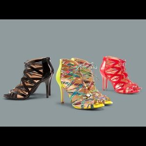 Prabal Gurung for Target Shoes - 💕prabal gurung Target GILLIE faux patent sandal