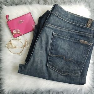 7 For All Mankind Denim - 7 for All Mankind Bootcut Jeans Size 32