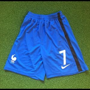 Other - France Soccer Shorts blue #7