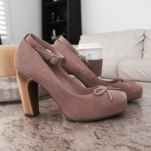 Urban Outfitters Shoes - UO Ballerina Heels