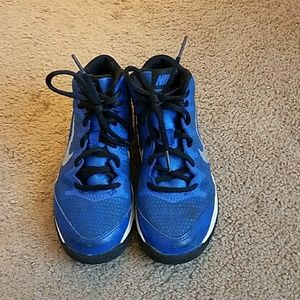 Nike Other - Nike Boys Basketball Shoes Size 13
