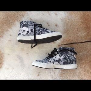 Superga Shoes - Sz 39 1/2 Floral Superga Street Sneakers