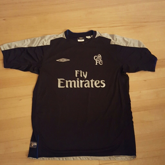 sports shoes 961f2 86227 Chelsea soccer jersey
