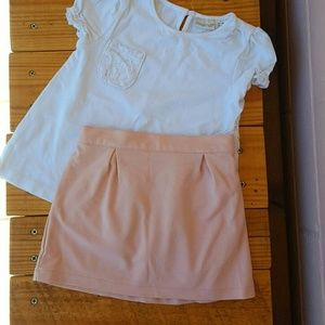 Other - 3T BLUSH PINK SKIRT