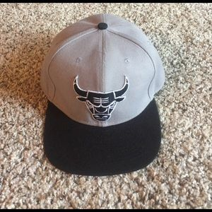 Mitchell & Ness Other - Mitchell & Ness Chicago Bulls Snapback!!