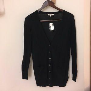 Madewell Sweaters - NWT Madewell Black Cardigan Size Small