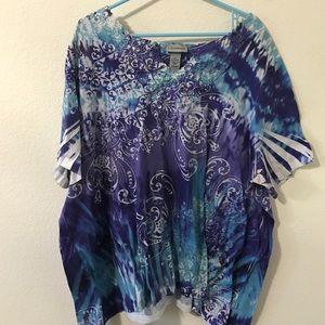 Catherines Tops - Catherine's short sleeve shirt