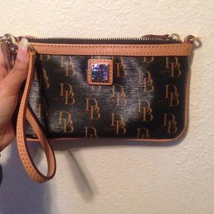 Dooney & Bourke Handbags - D&B wrist purse/wallet