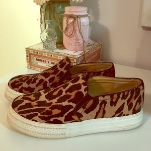 Cynthia Rowley Shoes - Cynthia Rowley Leopard Sneaker