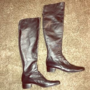 Barneys New York CO-OP Shoes - Barneys New York Co Op Leather Boots