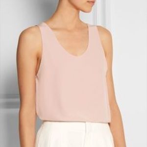 Chloe Tops - NWT Chloe Silk Top in Washed Pink****Couture Brand