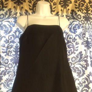 Lela Rose Dresses & Skirts - LELA ROSE spaghetti strap little black dress