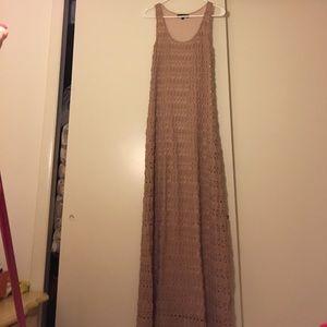 Sanctuary Dresses & Skirts - Sanctuary Crochet Maxi Dress