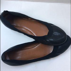 Banana Republic Shoes - Banana Republic black flats