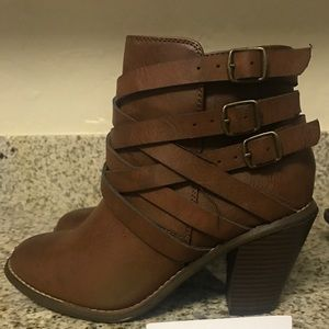 Journee Collection Shoes - Journee ankle boots