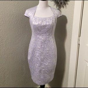 Jax Metallic Dress