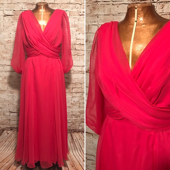 Vintage Dresses | 1960s Miss Elliette Evening Dress | Poshmark
