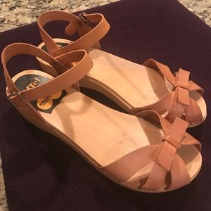 Swedish Hasbeens Shoes - Natural color Swedish Hasbeen sandals