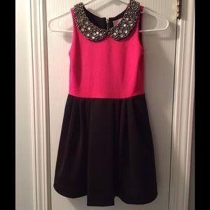 Zoe Ltd Other - Pretty pink and black dress