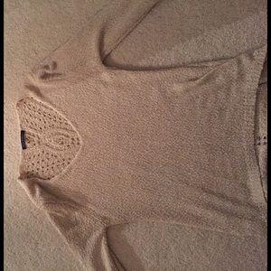 Tan Brandy Melville Sweater