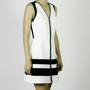 W118 by Walter Baker Dresses & Skirts - W118 BY WALTER BAKER Zip Up Front Camia Dress