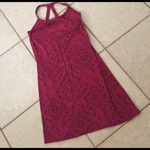 Prana tribal pattern dress