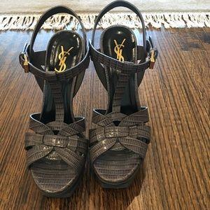 Yves Saint Laurent Shoes - YSL Tribute Sandal