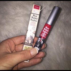 Sephora Other - Meet Matt(e) Lipstick NWT