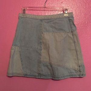 Missguided Dresses & Skirts - Denim skirt