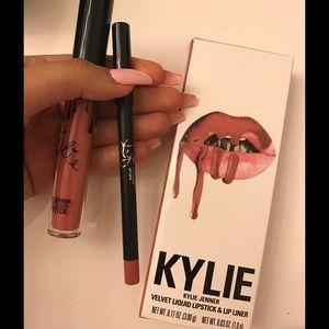 Kylie Cosmetics Other - Kylie Cosmetics Harmony Velvet Lip Kit