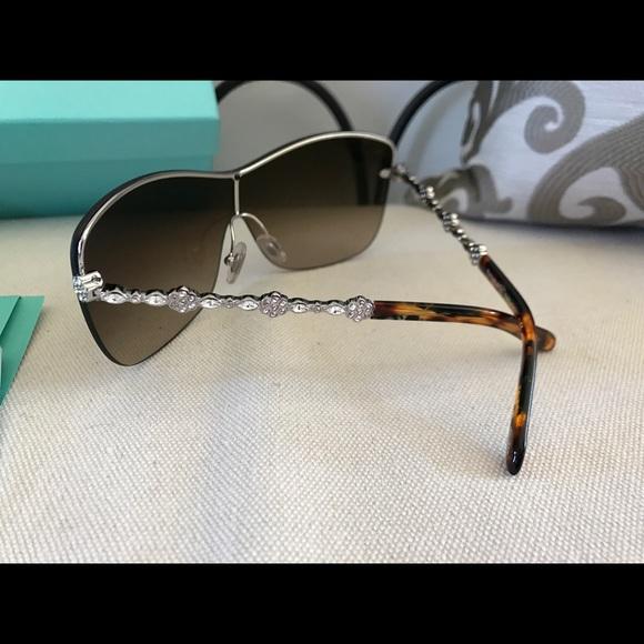 a2b2849a4ec3 Tiffany   Co. Sunglasses with Swarovski Crystals
