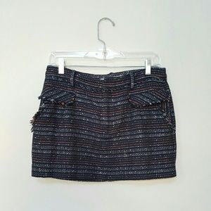 Rachel Dresses & Skirts - Knit miniskirt, size 4