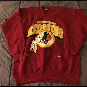 Vintage Other - Vintage Washington Redskins Crewneck