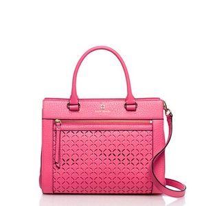 NEW!! Kate♠️Spade pink perry lane handbag