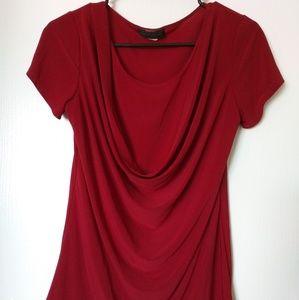 American City Wear Tops - ✨ Final Price ✨ Swoop Neck Shirt