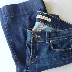 J Brand Denim - J brand heart breaker boot cut jeans