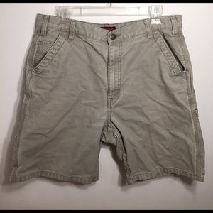 Wolverine Other - Light Wash Wolverines Jean Shorts Cargo Style Flaw