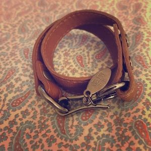 Cara Jewelry - Leather Wrap Bracelet