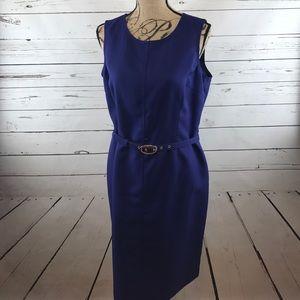 Kasper Dresses & Skirts - Kasper Sleeveless Shift Dress Size 10