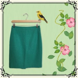 J. Crew Pencil Skirt Size 00